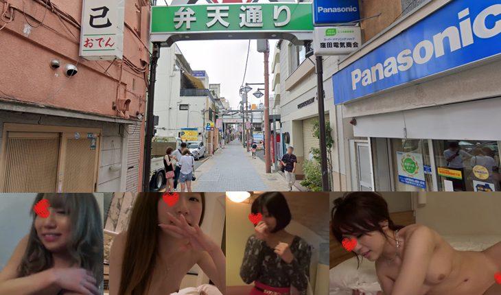 【裏春日】甲府でソープ(風俗)を探すなら必見!エロい素人と即ハメした方法